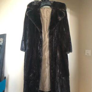 Full Length Holt Renfrew Coat